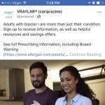 Paid Social Facebook Ad in Pharma Space 2