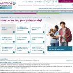 Interesting Pharma Self Selection Navigation - 1