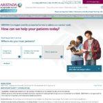 Interesting Pharma Self Selection Navigation - 2