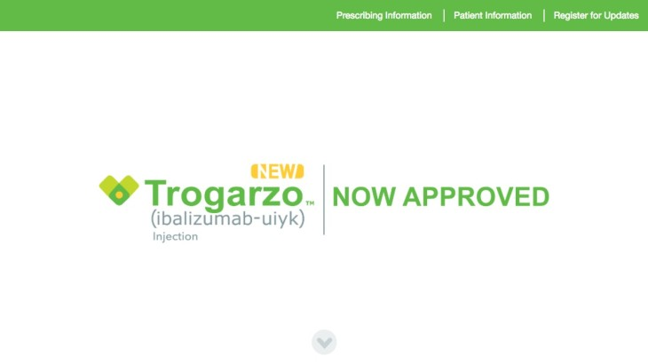 Pharma Now FDA Approved Website Example