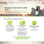 Cure Treatment Website for Patients - About Drug