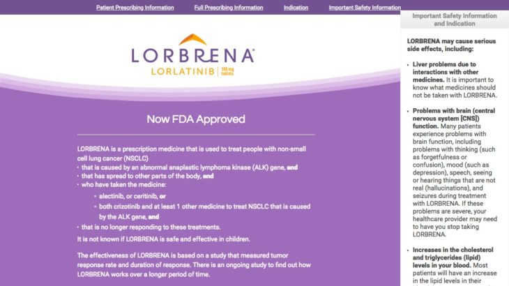 "Patient ""Now Approved"" Page"