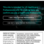 HCP Confirmation Interstitial Page