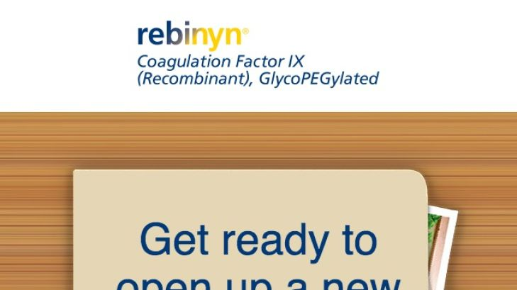 Rebinyn Available in 2018 Email from Novo Nordisk to HCPs