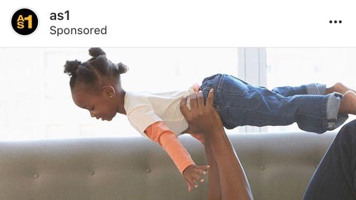 Face Your Back Pain Unbranded Pharma Instagram Sponsored Post 1