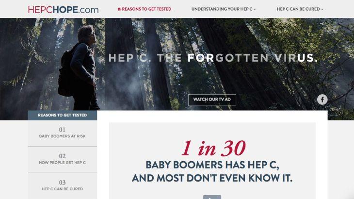 Hep C Hope - Homepage