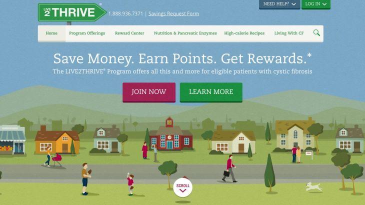 Pharma Patient Support Program Website: Home