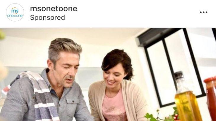 Unbranded Pharma Community - Instagram Advertising