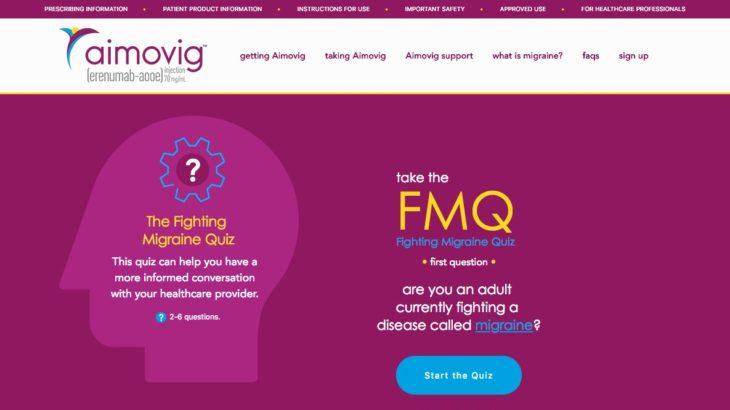 Fighting Migraine Quiz - Intro