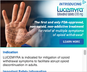 Banner Ad for Lucemyra
