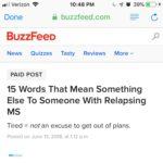 Unbranded Pharma on BuzzFeed - Native/Paid Content