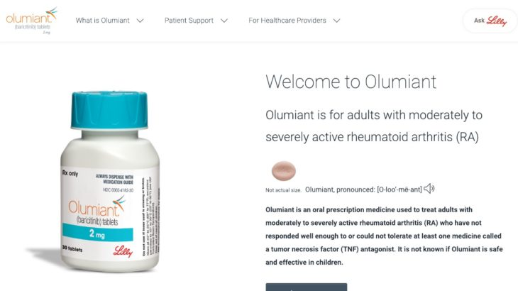 Homepage (Patient)